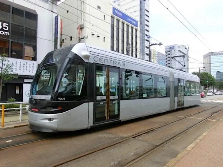 富山市電(富山地方鉄道富山軌道線)