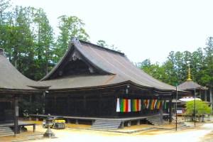 高野山 壇上伽藍・大会堂