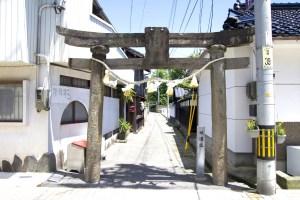 八坂神社(仙崎)