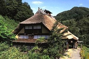 田麦俣多層民家旧遠藤家住宅(民宿かやぶき屋)