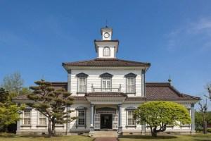 旧西田川郡役所(致道博物館)