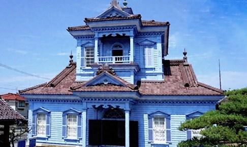 旧鶴岡警察署庁舎(致道博物館)