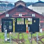 新庄駅機関庫