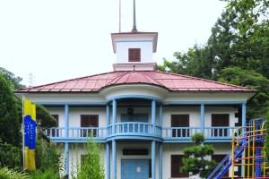尾県郷土資料館(旧尾県学校)