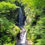 板敷渓谷(大滝)
