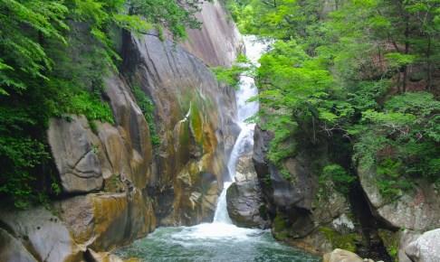 昇仙峡・仙娥滝