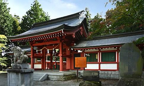 冨士御室浅間神社