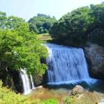 勝沼堰堤(祇園の滝)