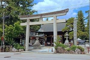 甲斐国一宮 浅間神社