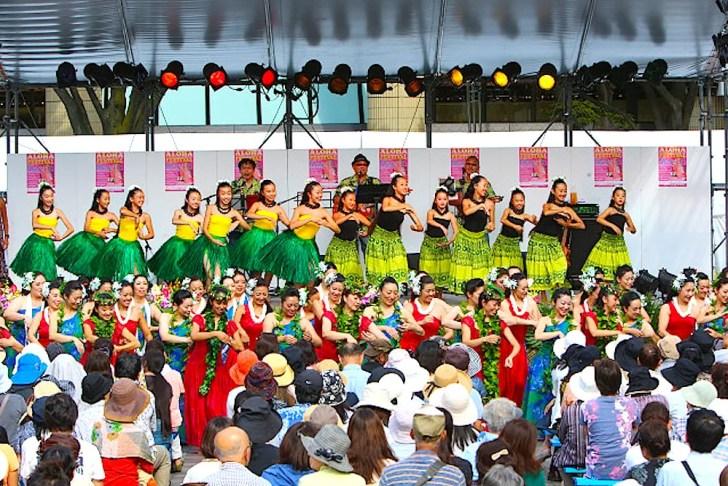 アロハフェスティバル in CHIBA