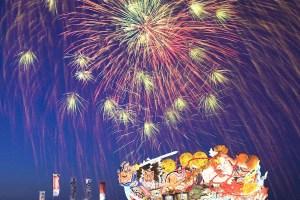 青森ねぶた祭協賛 青森花火大会