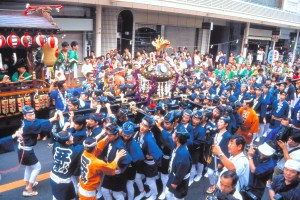 吉原祇園祭