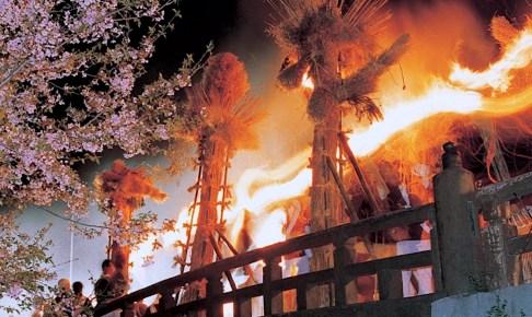 八幡まつり(近江八幡の火祭り)