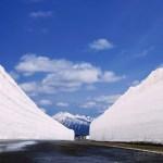 八幡平 雪の回廊