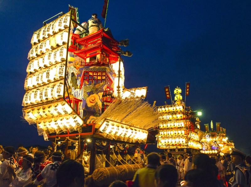 日田祇園祭 日田市 2019