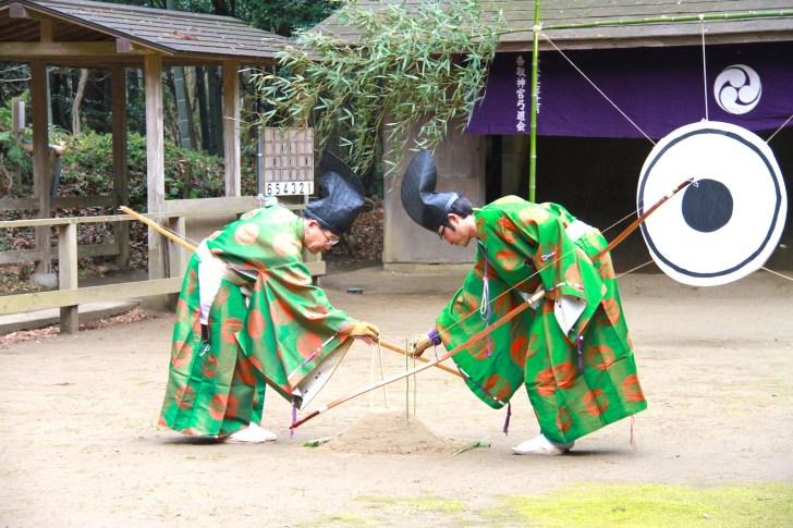 香取神宮『星鎮祭』