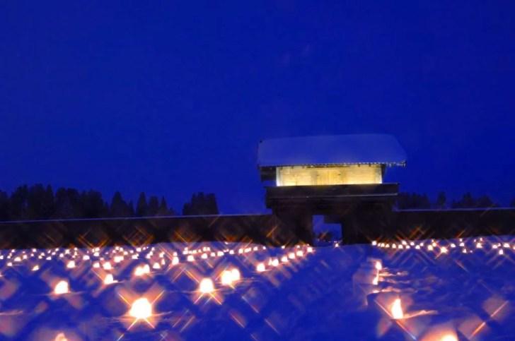 払田柵の冬まつり