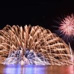 くろべ生地浜海上花火大会