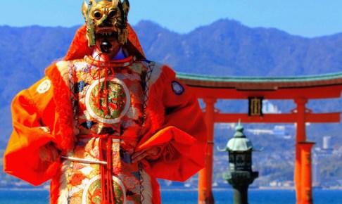 厳島神社『元始祭』