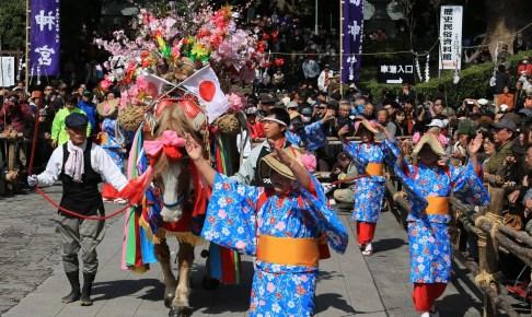 鹿児島神宮『初午祭』