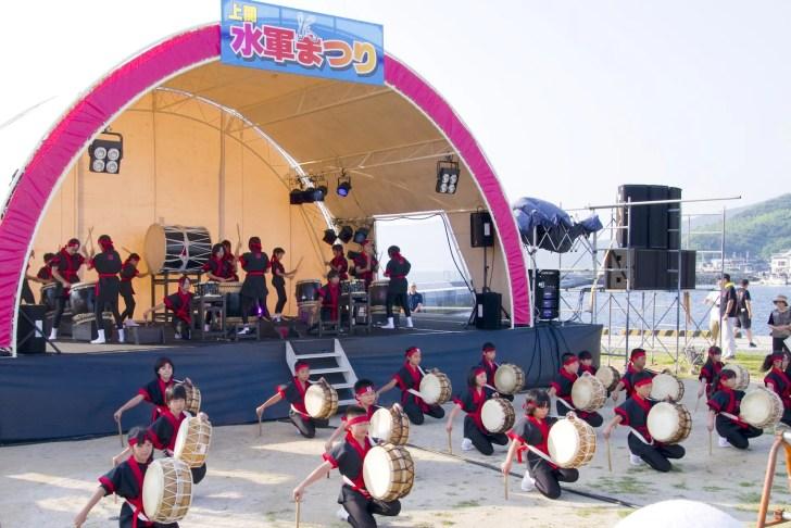 第28回上関水軍まつり・花火大会