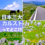 日本三大カルスト