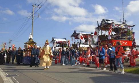 川内八幡宮『例大祭』