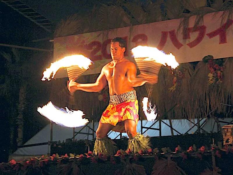 ハワイアンフェスティバルin吉良ワイキキビーチ