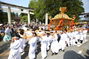 多賀大社『古例大祭』(多賀まつり)