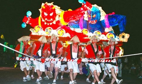 小坂七夕祭