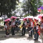 草津のサンヤレ踊り