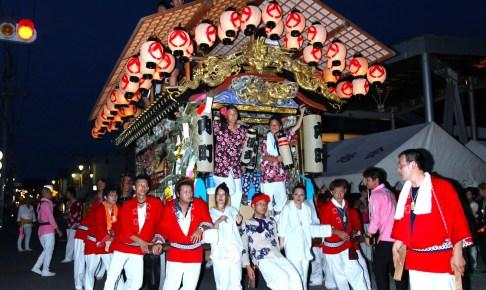 益子祇園祭