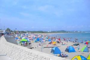 南千倉海水浴場