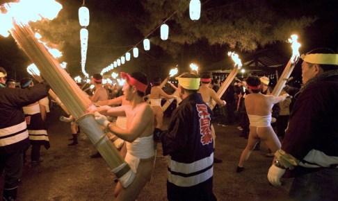 毛越寺『常行堂二十日夜祭』