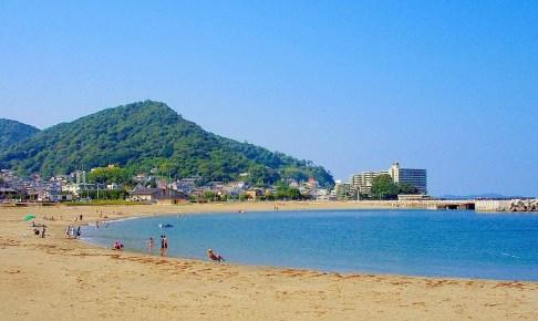 長浜海水浴場|熱海市