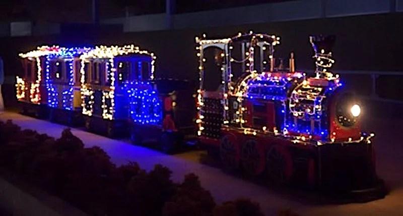 中山競馬場クリスマスイルミネーション
