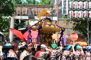 小野照崎神社大祭