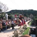 四十九所神社『流鏑馬祭』