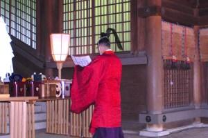 近江神宮『漏刻祭』