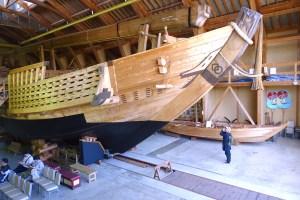 千石船展示館