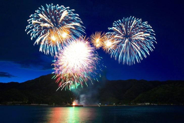 みなと祭花火大会|境港市