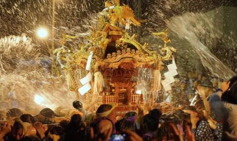 八重垣神社祇園祭(匝瑳市)