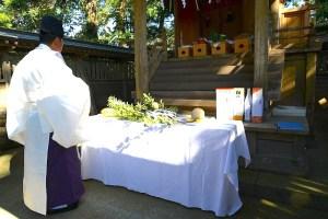 菅原大神『春の例祭』