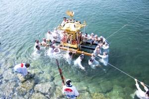 貴船神社夏祭り