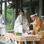 高家神社『春の例大祭 庖丁式奉納(大漁祈願祭)』