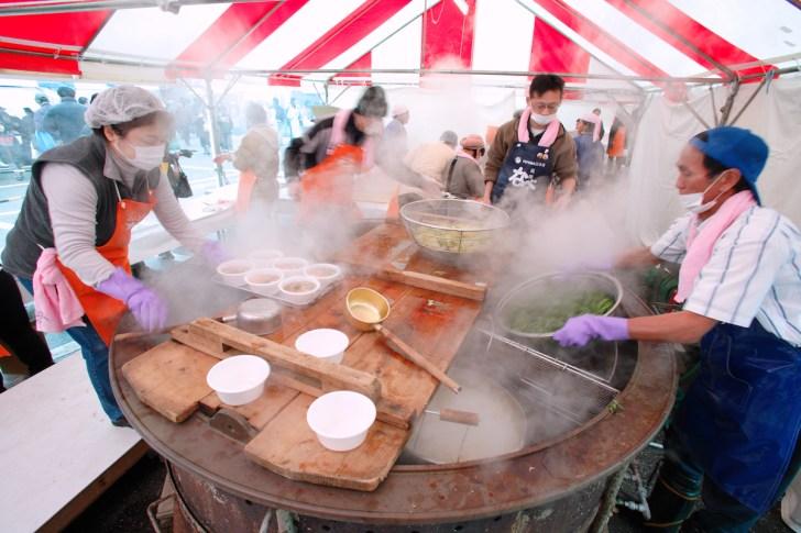 日本海高岡なべ祭り