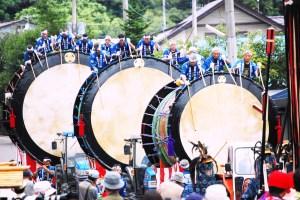綴子神社例大祭