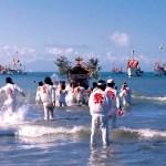 青島神社『海を渡る祭礼』
