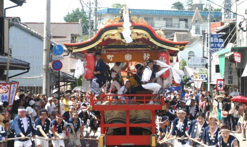 臼杵祇園まつり