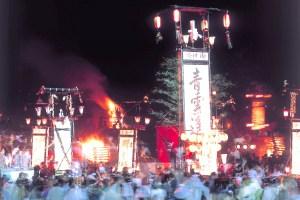 輪島大祭(キリコ祭り)
